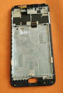 Image 2 - ใช้จอLCDเดิม + หน้าจอสัมผัส + กรอบสำหรับUMIDIGI UMI PLUS E Helio P20 FHD 5.5 ฟรีการจัดส่ง