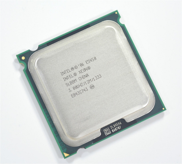 Quad Core 3.0 GHz Computer Processor