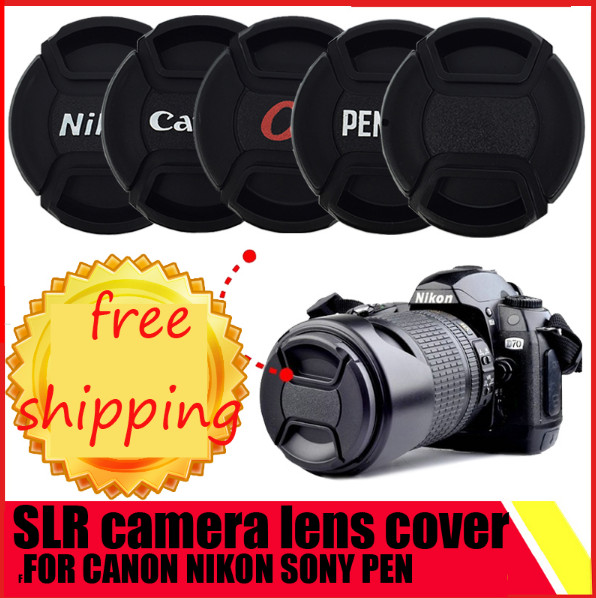 SLR camera lens cover 37 40.5 43 46 49 52 55 58 62 67 72 77 82 mm filter front cover lens cap for canon nikon sony Pentax 10 1 inch mediacom smartpad s2 3g m mp1s2a3g tablet capacitive touch screen digitizer glass touch panel sensor free shipping