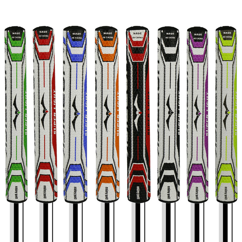 Image 3 - Golf clubs putter grips Super light PU Non slip grips 8 colors for  your choice-in Club Grips from Sports & Entertainment
