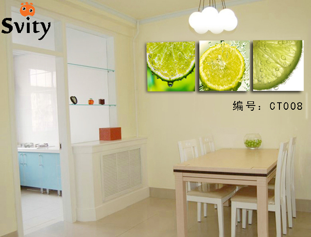 Aliexpress.com : Buy Fruits Canvas Painting Large Wall Pictures For ...