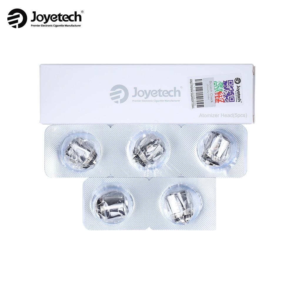 5Pcs Original Joyetech ProC1 ProC2 ProC3 ProC4 DL Coil Head ProC1-S MTL  Core Coil For JOYETECH ProCore Aries Atomizer 5pcs/lot