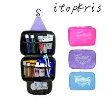 Women Travel Multifunction Pattern Makeup Bag Oxford Big Capacity Organizer Cosmetic Case Bag Dressing Bag Beauty Ladies