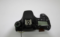 95%NEW LCD Top cover head Flash cover for Canon 70D Digital Camera Repair Part