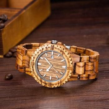 buy wood watch