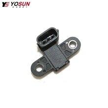 PC685 Crankshaft Position Sensor MR985119 for Mitsubishi Galant 2.4L Outlander Grandis 4G69 front cylinder block case assy oil pump lubrication for mitsubishi lancer outlander grandis 4g69 2 4l mn137803