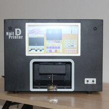 2019 WIFI BLUETOOTH digital nail printer ROSES PRINTER 4000 more designs inside it CE цены