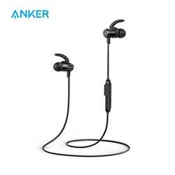 [ترقية] أنكار SoundBuds ضئيلة اللاسلكية سماعات خفيفة الوزن بلوتوث 4.1 سماعات الأذن IPX5 المياه مقاومة الرياضة سماعة رأس مزودة بميكروفون