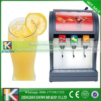 Commerical Soda Fountain Dispenser Soda Filling Machine With Best Service