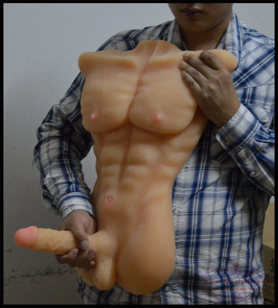 China novelty high quality artificial gay silicone sex doll adult toy for men