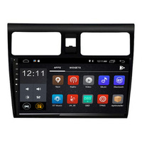 Car Stereo GPS Navigation Multimedia Player For 2005 2006 2007 2008 2009 2010 Suzuki Swift 10.1 Android 9.0 8 core Head Unit