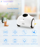 Amazing family robot toys with HD camera fun IOS Android phone WIFI Radio remote control and office indoor children kids gift