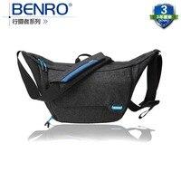 Benro Gezgin S100 tek omuz profesyonel kamera çantası slr kamera çantası yağmur kapağı