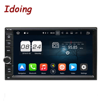 Lollippo Android 5 1 Car DVD GPS Universal Stereo Radio Player 7 Quad Core 16GB Touch