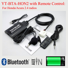 Yatour BTA car radio Bluetooth hands free kit for Honda Accord Civic CRV Odyssey Pilot Fit Element