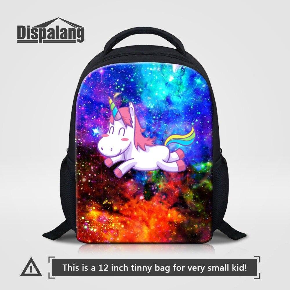 a656fb17b090 ... Вопросы о Детская Милая школьная сумка Bookbag животных Единорог  Вселенная пространство рюкзаки для детского сада для маленьких мальчиков  обувь девочек ...