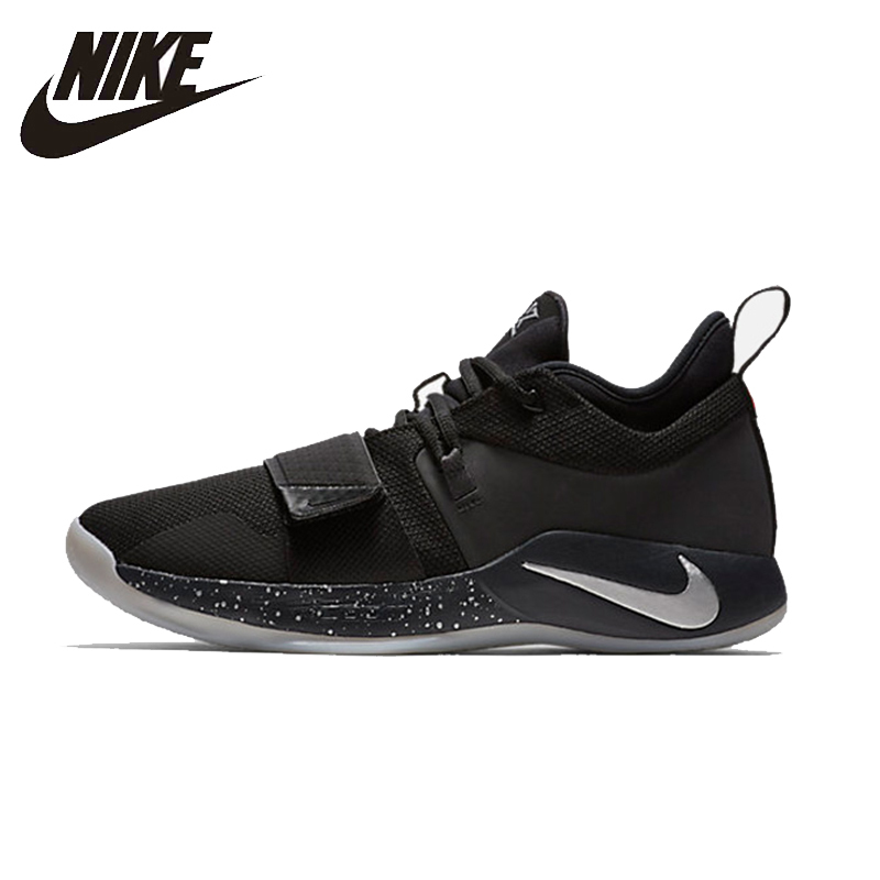 0d3e3569daa NIKE PG 2.5 EP Original Mens Basketball Shoes Breathable Height Increasing  Stability Support Sports Sneakers For