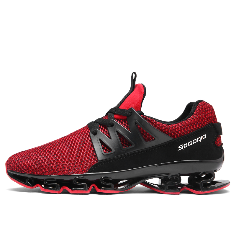 2018 Professional Running Shoes for Men High Quality Sneakers Breathable Mesh Sports Shoes with Flywire Design Free Gift Insole
