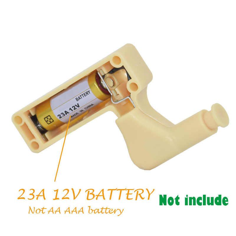 0,25 Вт Светодиодный светильник для шкафа светодиодный датчик внутренняя петля шарнирная лампа для шкафа кухни спальни ночного освещения