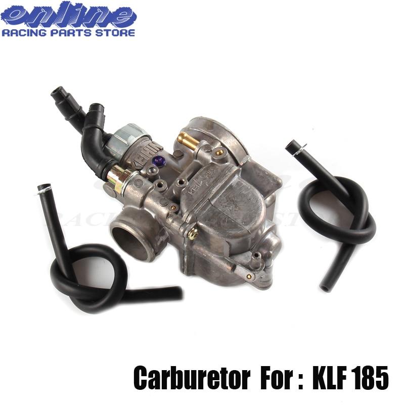 Carburetor For Kawasaki ATV KLF185 KLF BAYOU 185 Carb carburetor PE 24mm