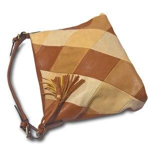 Image 3 - Moda çantalar kadınlar için 2020 lüks çanta kadın çantası tasarımcısı dikiş PU yumuşak deri omuzdan askili çanta Crossbody çanta üst kolu
