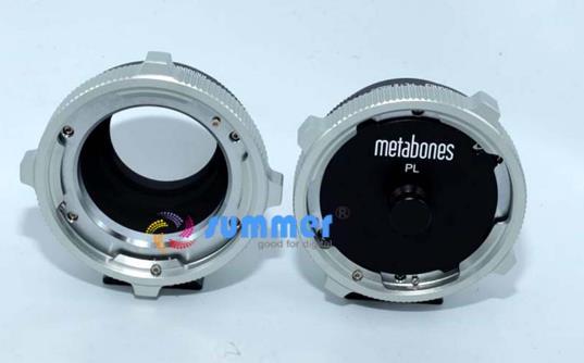 NEW A7 A7R A7S NEX FS700 ring for sony PL E port PXW FS5 FS7 adapter