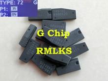 5pcs/lot Free shipping Auto transponder chip 72G Chip Fit For Toyota G chip Camry Corolla RAV4 Highlander RVA4 Reiz