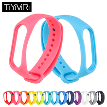 For Xiaomi Mi Band 3 TPU Colorful Strap Wristband Replacement Smart Sport Watch Wrist