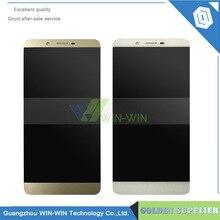 Белый/Золото Для Пусть V X900 ЖК-Дисплей + Сенсорный Экран 100% тестирование Экран Digitizer Ассамблея 2560×1440 Для пусть v X900 Мобильный Телефон