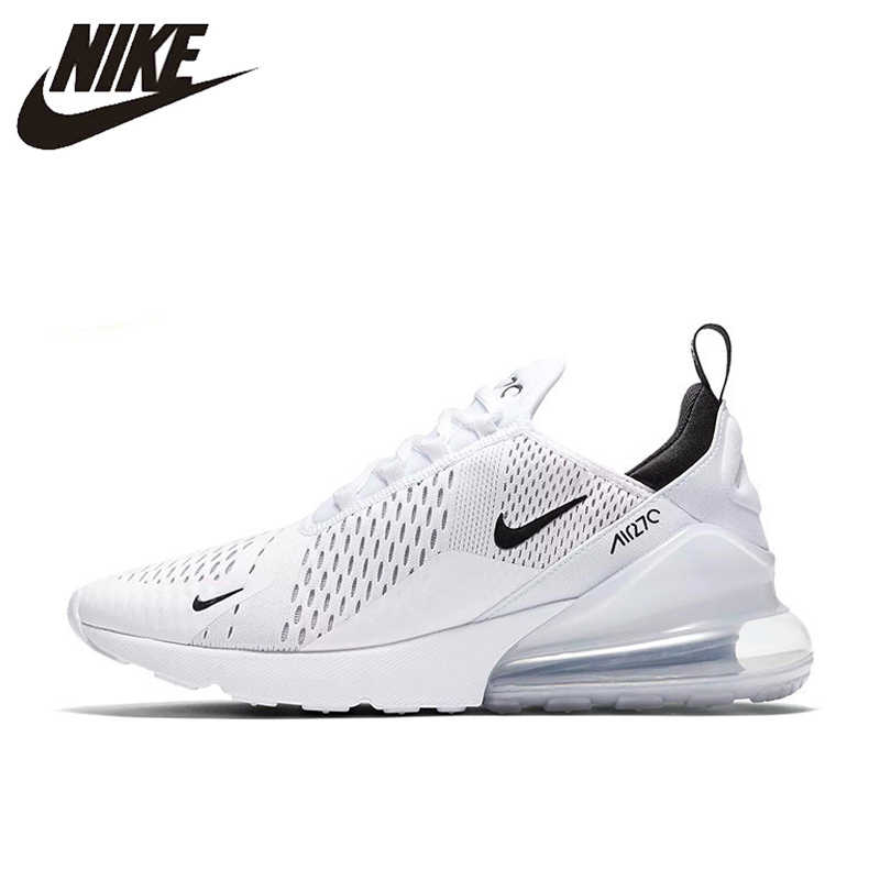 Official Authentic Nike Air Max 270 180 New Arrival Mens Running Shoes Sport Outdoor Sneakers Comfortable Breathable AH8050 100