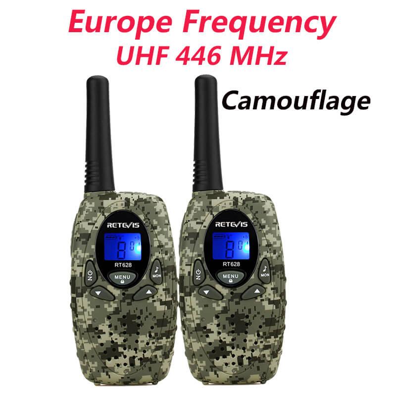 Camouflage Europe