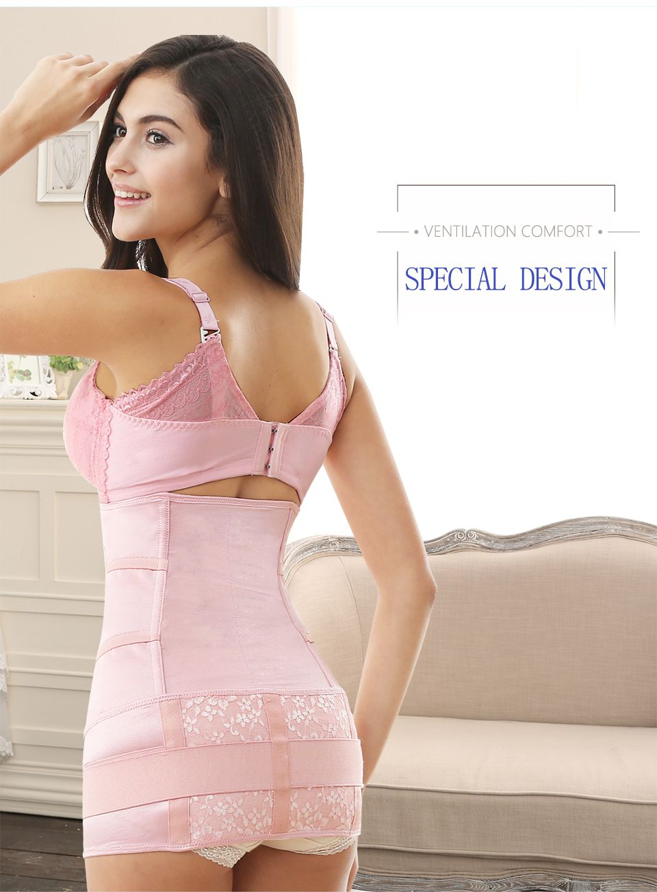 Postpartum Belly Wrap C-Section Recovery Belt