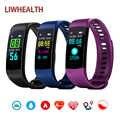 Reloj inteligente de Color barato para hombre/mujer/niño, Reloj inteligente para Apple/Xiaomi/Samsung PK mi Band 4/B57