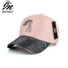 JOYMAY New arrival high quality fashion women snapback cap m