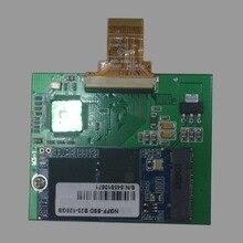 """Para ipod classic 128 gb 1.8 """"chip ssd curto com substituição caso para mk8022gaa mk1231gal mk1634gal e para ipod vídeo"""