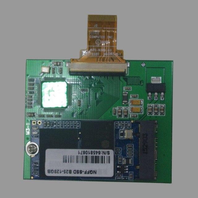 """Voor iPod classic 128 GB 1.8 """"korte SSD Chip met case vervanging voor MK8022GAA MK1231GAL MK1634GAL en voor iPod video"""