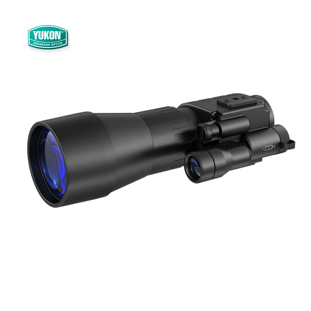 PULSAR Challenger GS 4.5x60 Night Vision Scope Monocular #74098 DHL or EMS Free Shipping pulsar night vision scope challenger gs 1x20 head mount kit 74095