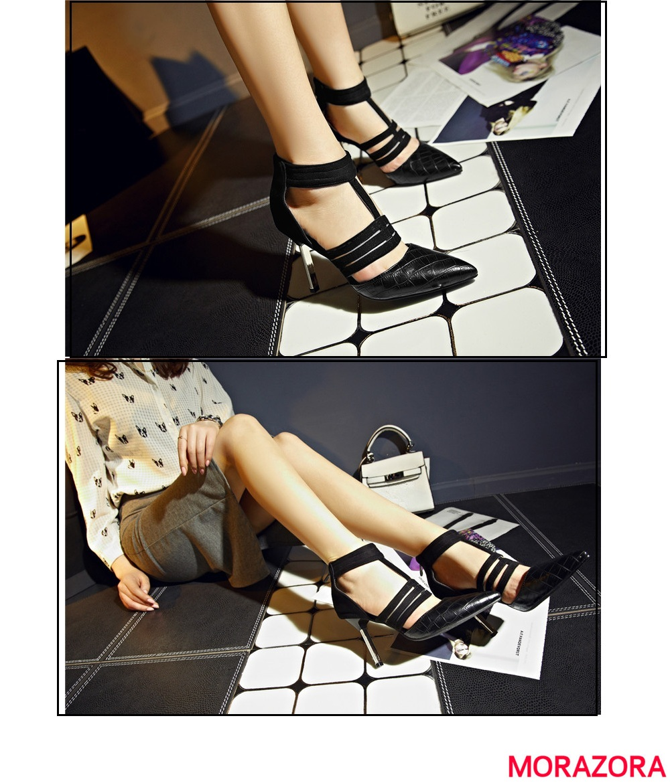 أحذية العلامة امرأة الأحذية 9