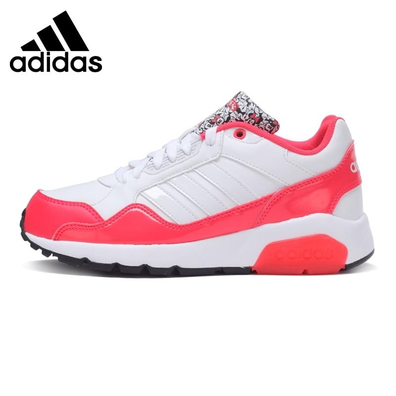 Prix pour Original Nouvelle Arrivée Adidas NEO Étiquette Femmes de Dur-Portant Planche À Roulettes Chaussures Sneakers