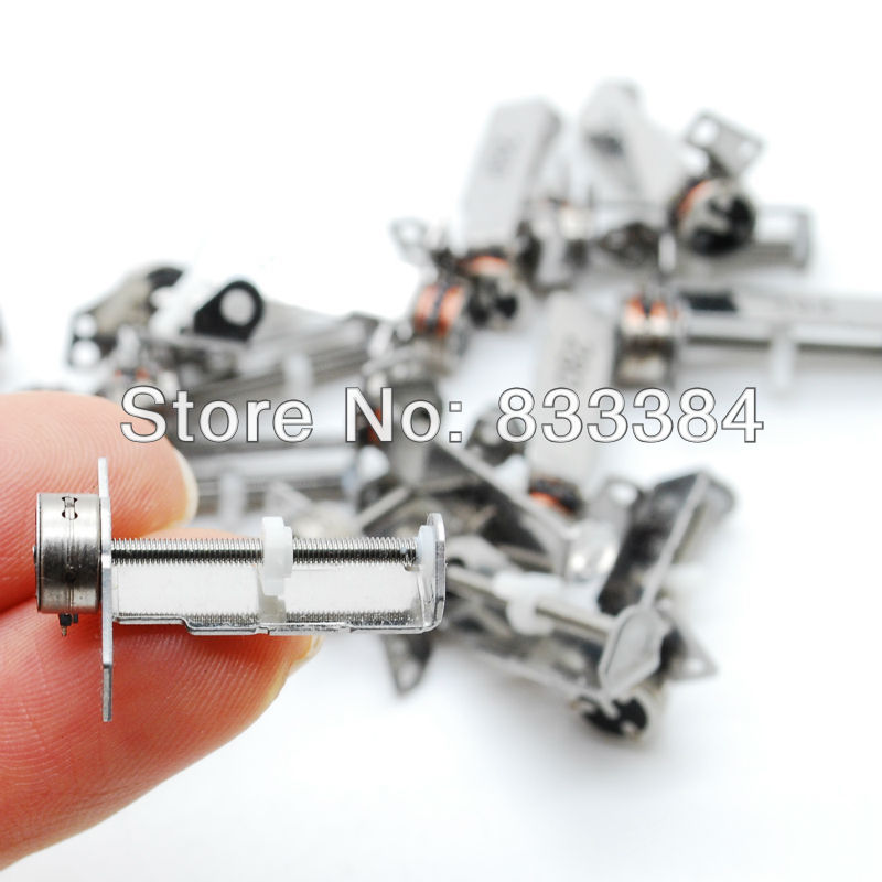New 20pcs Japan Sanyo 4 Wire 2 Phase Micro Stepper Motor