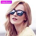 2016 Hot Selling Marca Designer Rodada óculos de sol Mulheres Multicolor Espelho Mercúrio óculos de sol Estilo Vintage Feminino oculos shades