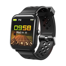 2019 New Arrival DM06 Smart Watch Sport Dynamic Heart Rate Monitor Sleep Fitness Tracker Smartwatch connect Android IOS Phones