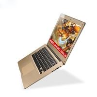 ZEUSLAP 8 ГБ Оперативная память + 64 ГБ SSD + 500 ГБ HDD Windows10 Системы Intel 4 ядра 14 дюймов ips Экран ультратонкий ноутбук Тетрадь компьютер