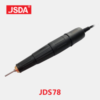 Genuine JSDA JDS78 30V Professional Electric Nail Drills Manicure Pen Pedicure Handle Nails Art Equipment Handpiece 35000rpm