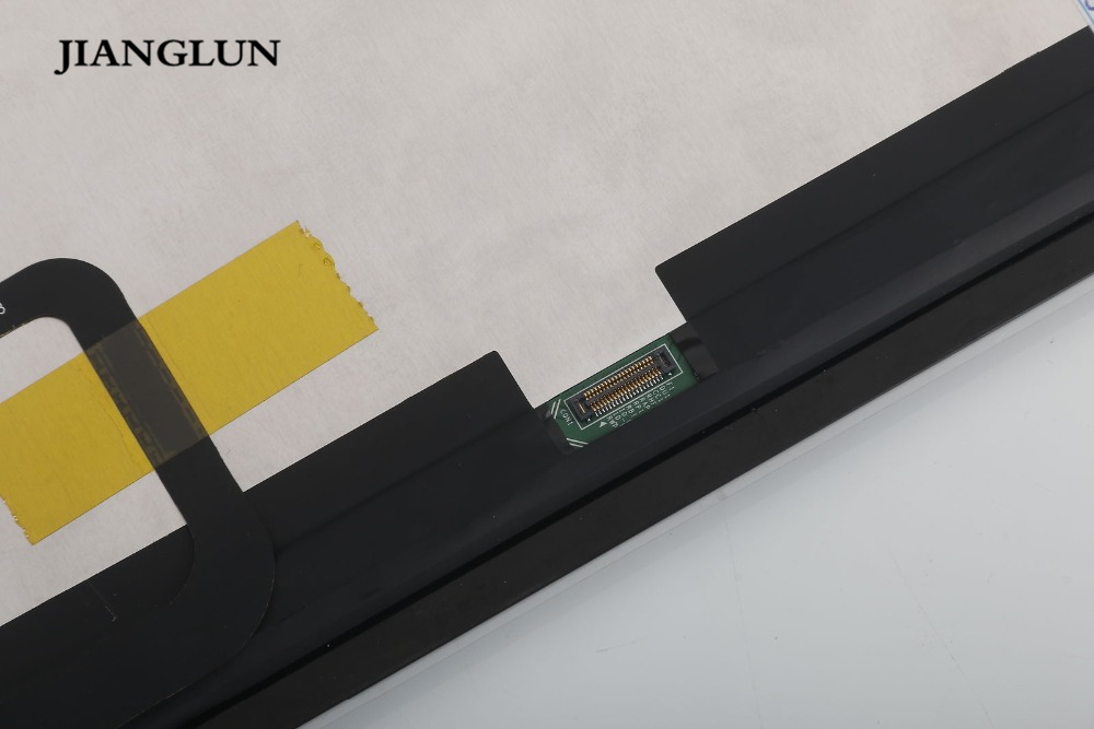 JIANGLUN Lcd Touch screen Digitizer Assemly For Microsoft Surface 3 1645 RT3 10.8 tablet touch flex cable for microsoft surface pro 4 touch screen digitizer flex cable replacement repair fix part