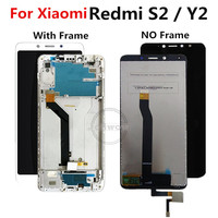 For Xiaomi Redmi s2 LCD Display Touch Screen Y2 LCD digitizer assembly Repair 10 Touch Point For Redmi Y2 lcd