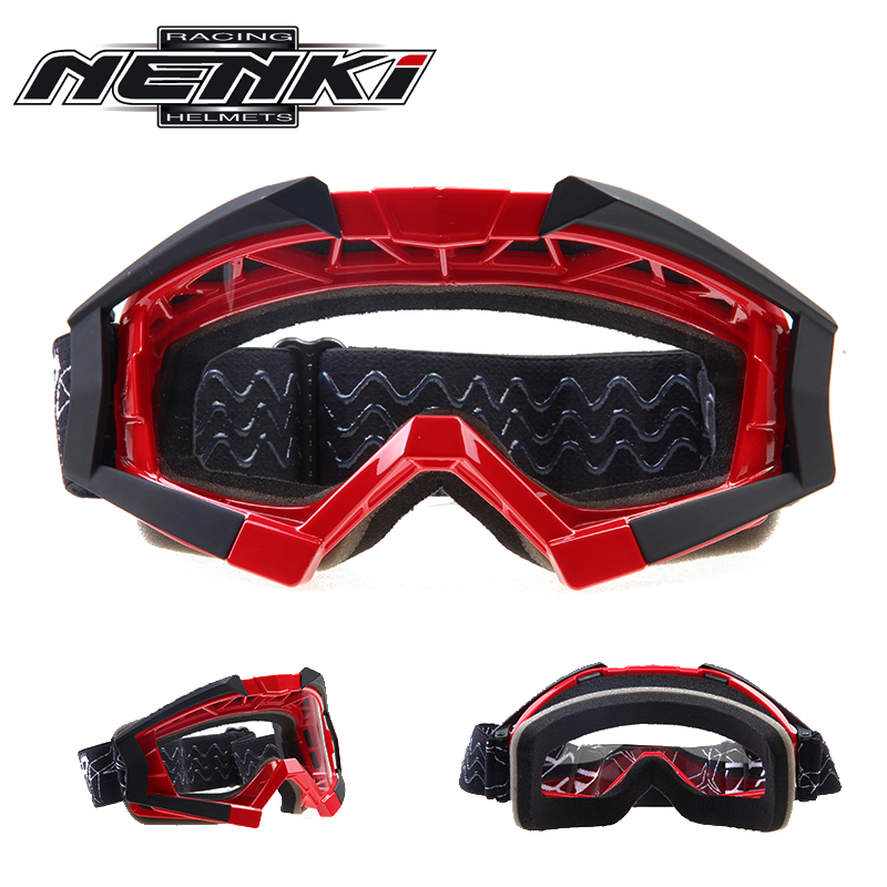 2ae37a2ed5 NENKI Men Women Motocross Goggles Off Road Dirt Bike Glasses ATV DH MX  Eyewear Skiing Snowboard Lunettes Moto-in Motorcycle Glasses from  Automobiles ...