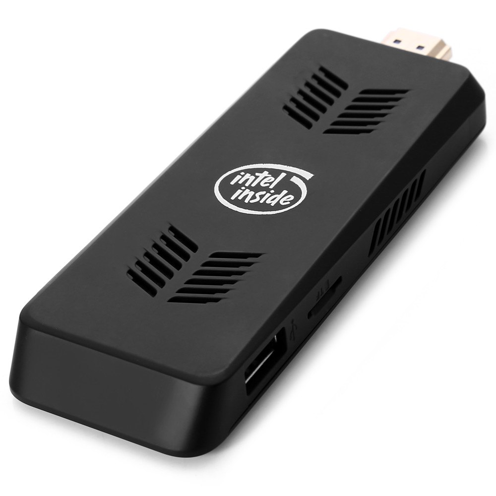 где купить Small Compute Stick MeeGOpad T07 Intel Windows 10 2GB RAM 32GB ROM Version Mini PC with x5-Z8300 USB Wifi Bluetooth TV BOX USB дешево