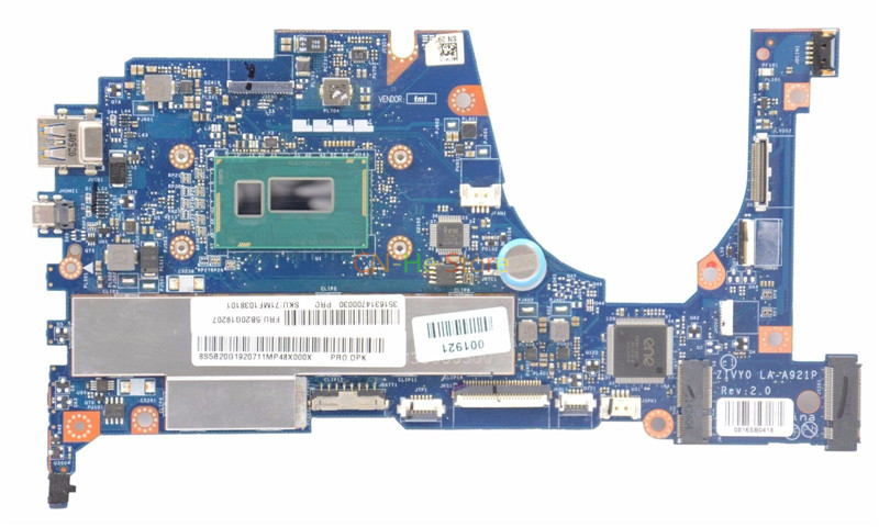 SHELI FOR LENOVO YOGA 2 13 laptop motherboard LA A921P ZIVY0 W/ i5 4200U  4GB RAM-in Laptop Motherboard from Computer & Office on Aliexpress com |