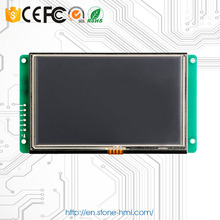 TFT LCD Module 8.0 Inch Control Main Board +Touch Screen As The Industrial Control Solution With High Cost Performance